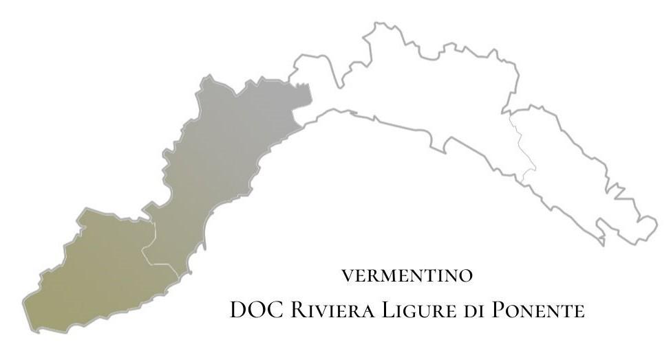 disciplinare doc riviera ligure di ponente vermentino