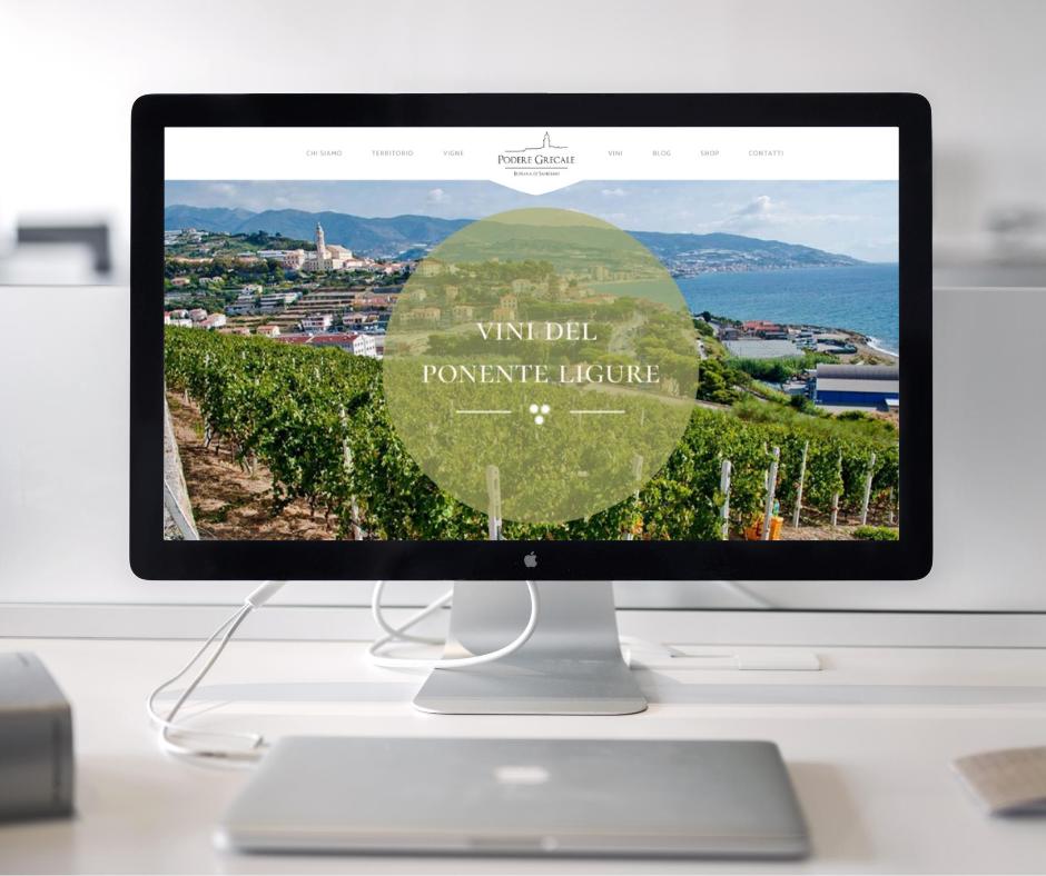 Acquisto online vini liguri